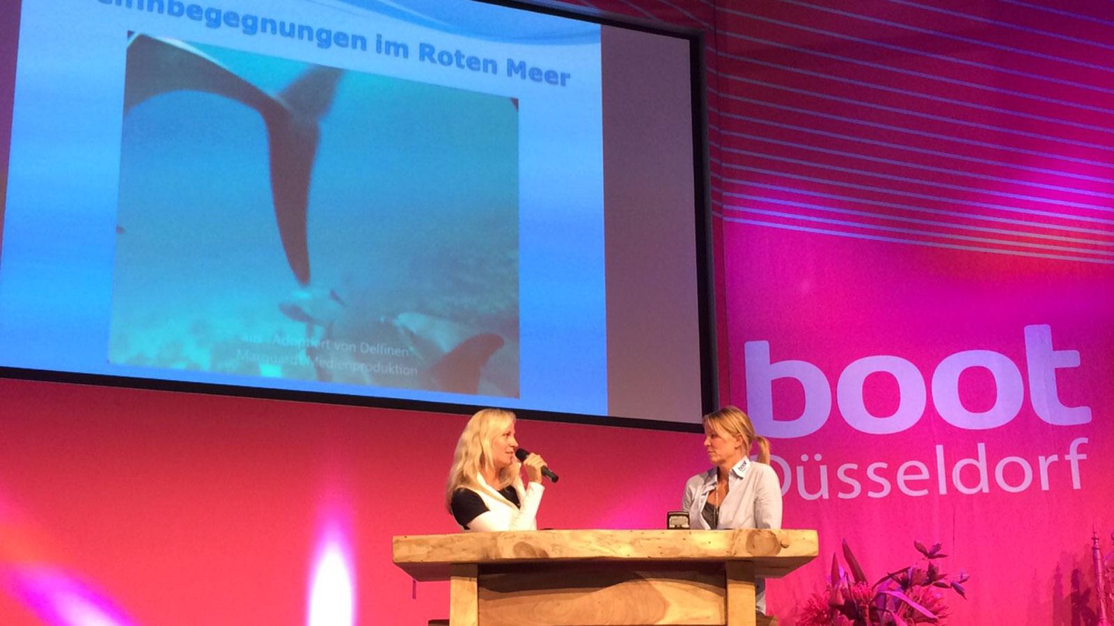 Vortrag Delfinbegegnungen im Roten Meer