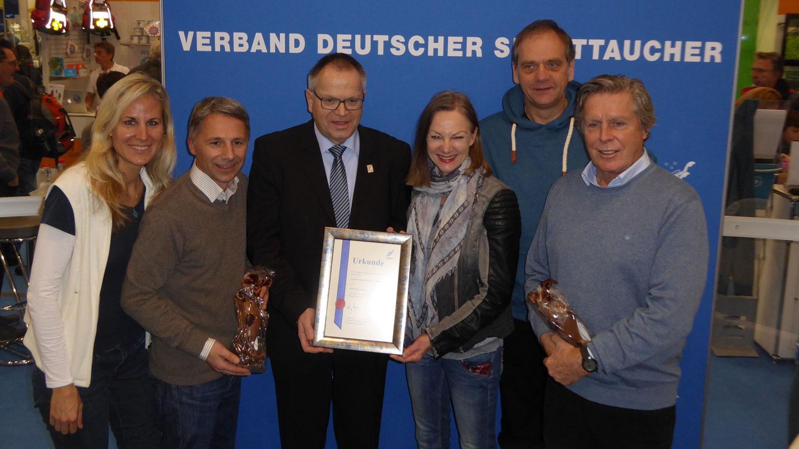 Angela Ziltener und Sina Kreier an der Boot 2017
