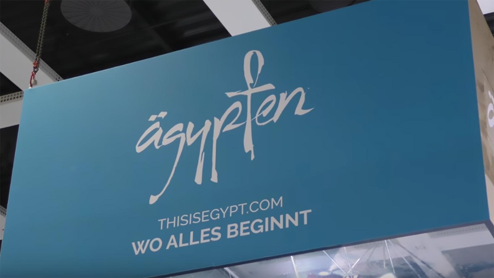 Ägypten an der ITB Berlin