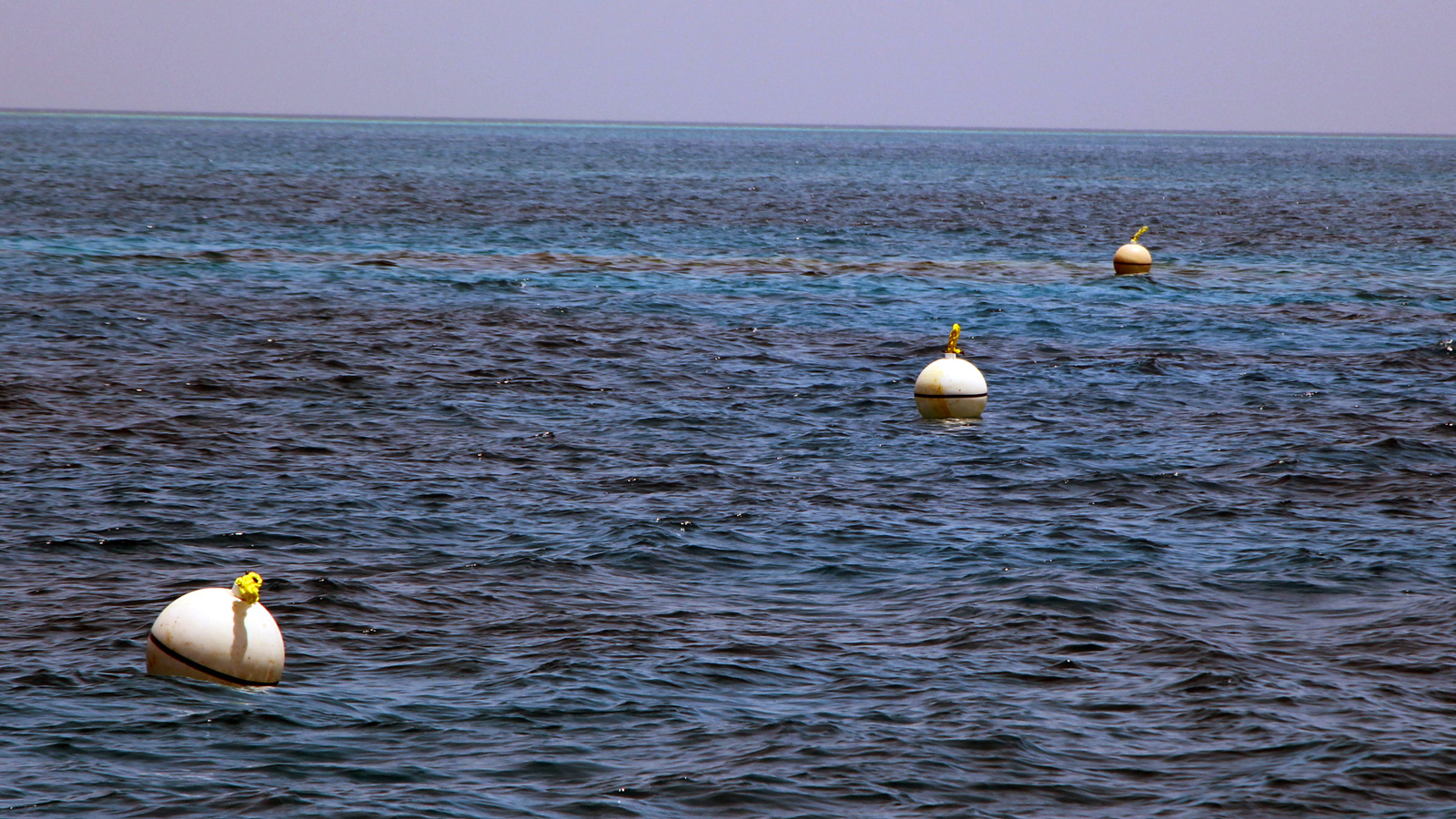 Schutzzonen vor Hurghada