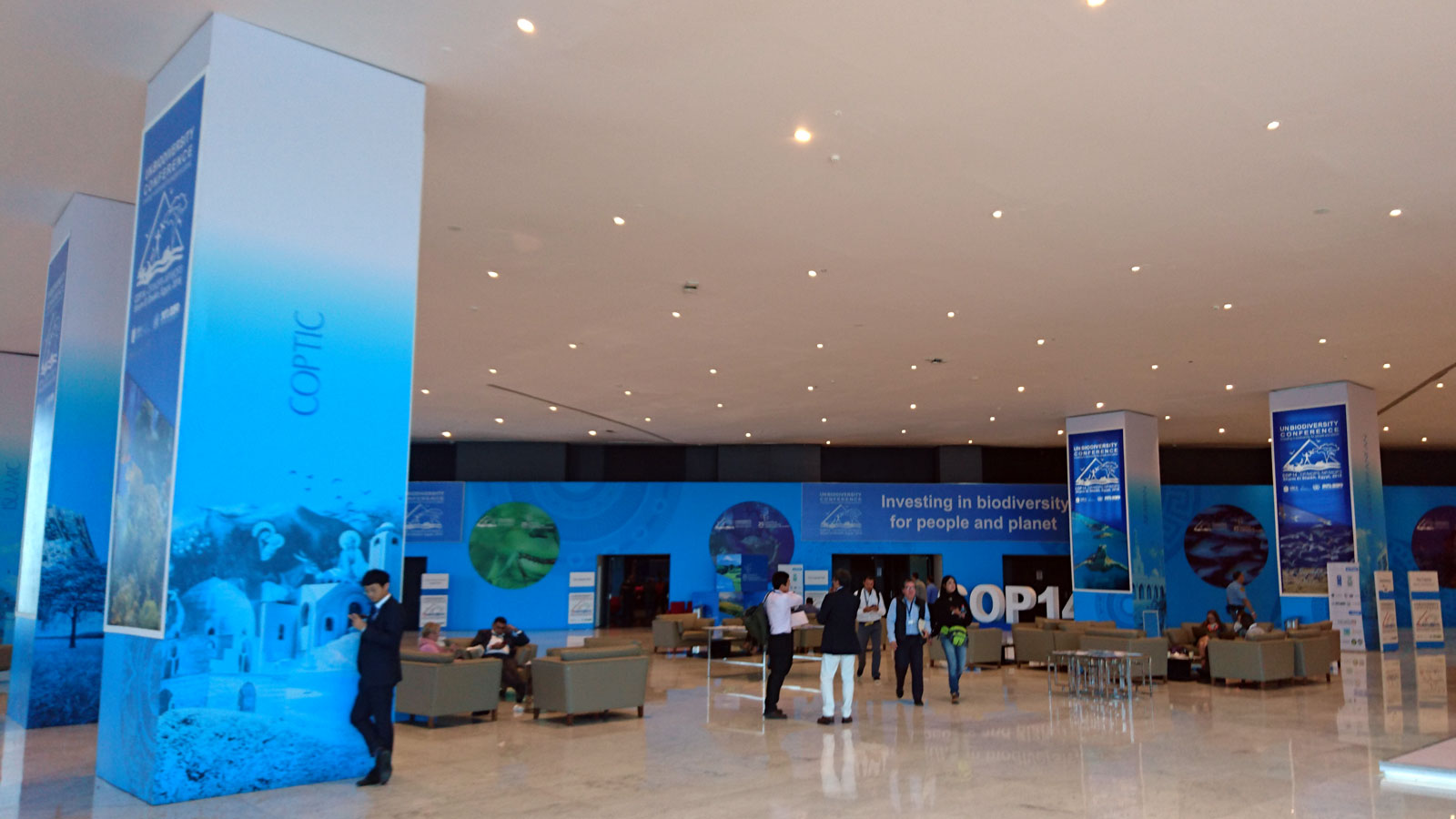 UN Biodiversity Conference in Sharm El Sheikh